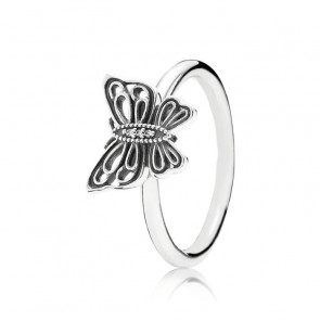 Pandora - Ring - Butterfly
