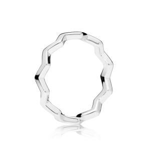 Pandora - Ring - Zigzag