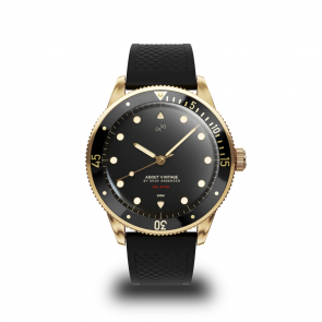 ABOUT VINTAGE - 1926 - AT'SEA GOLD/BLACK SILICONE 350246