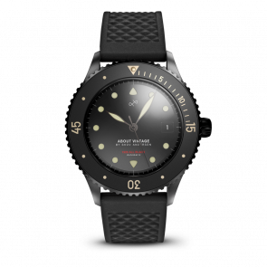 ABOUT VINTAGE - 1926 - ALL BLACK AUTOMATIC