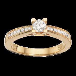 Scrouples - Kleopatra Ring - Guld og Ure