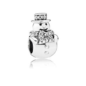 Pandora - Charm - Snowman