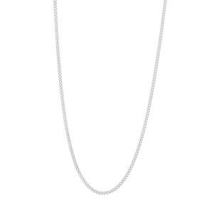 Halskæde, sølv , panser , 825772