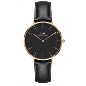 DANIEL WELLINGTON - CLASSIC BLACK PETITE SHEFFIELD - 32 MM