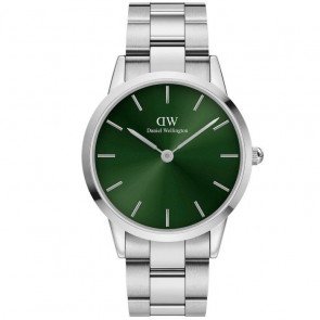 Daniel Wellington - Iconic Link Emerald - Stål - 40 mm