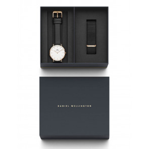 DANIEL WELLINGTON - HOLIDAY KAMPAGNE - CLASSIC SHEFFIELD 40MM + NATO REM