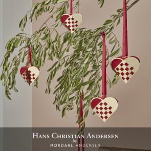 H.C. ANDERSEN - OPHÆNG - JULEHJERTE - S