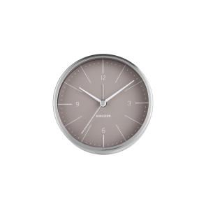 KARLSSON - ALARM CLOCK NORMANN GREY