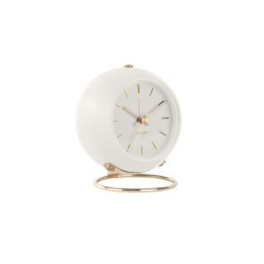 KARLSSON - ALARM CLOCK GLOBE WHITE