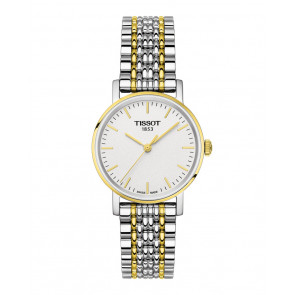 TISSOT - EVERYTIME LADY T1092102203100 BICOLOR