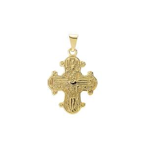 Forside - Kristus på korset